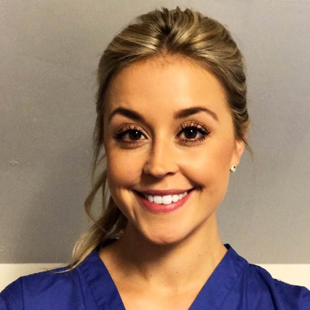 Associate Dentist Dr Eleanor Gacesa BDS (Hons)