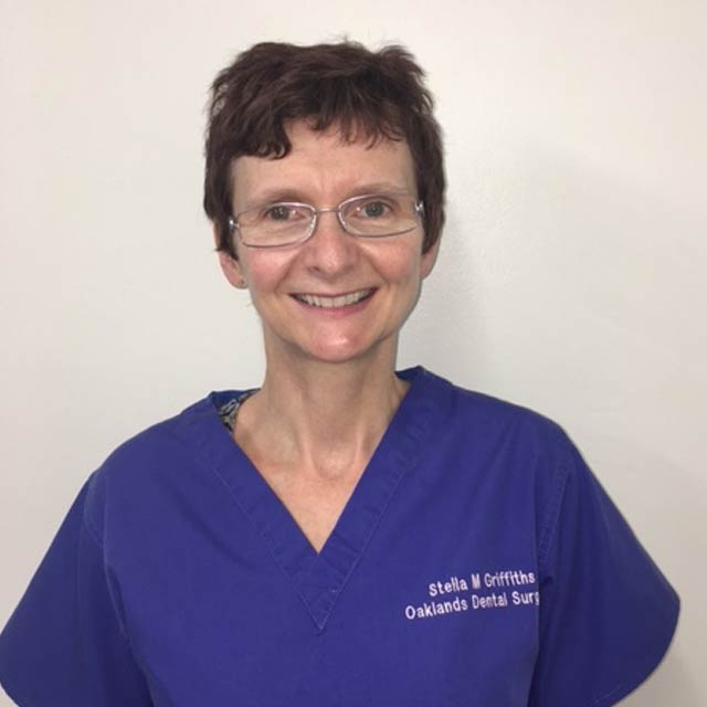 Associate Dentist Dr Stella Griffiths BDS (Hons)